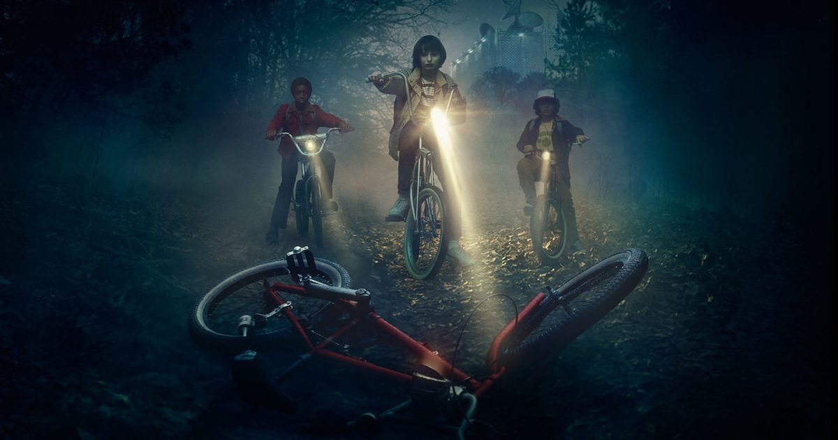 Stranger Things, la nouvelle pépite de science-fiction produite par Netflix