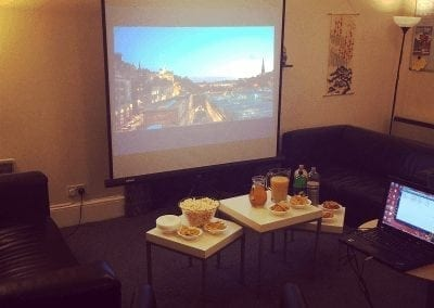 "Film night ""BRAVE"""