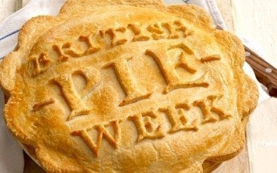 Where to try a British pie in Edinburgh?