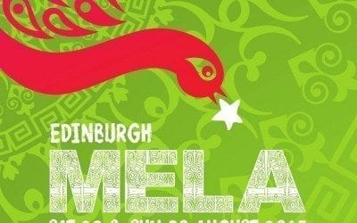 The Edinburgh Mela Takes Place This Weekend!