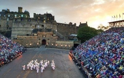 The Incredible Royal Edinburgh Military Tattoo Kicked Started the Festival Season Last Night!
