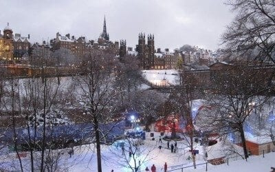 10 Festive Things to Do in Edinburgh This Christmas