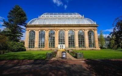 The Royal Botanic Garden, a plant-lover's paradise in Edinburgh!