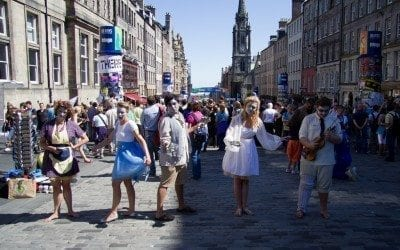 20 Things to Do in Edinburgh in Summer 2016