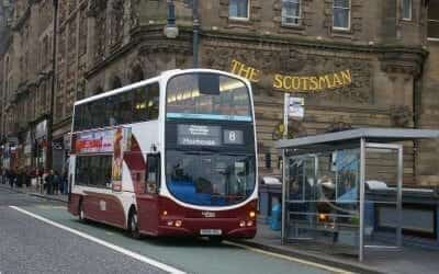 How to navigate the city and find our school in Edinburgh?