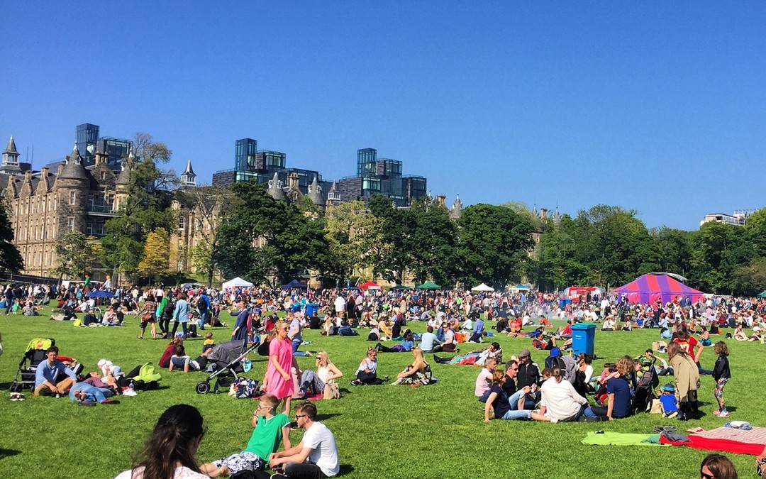 13 Best Places to Picnic in Edinburgh in 2019