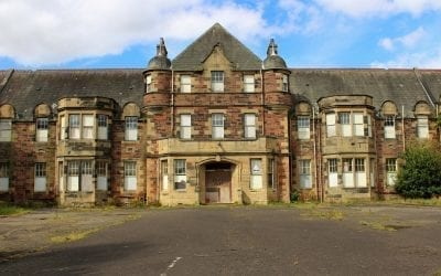 Bangour Village, The Scottish Haunted Psychiatric Hospital 😱