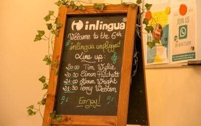 inlingua Unplugged – Music, Laughter and Fun