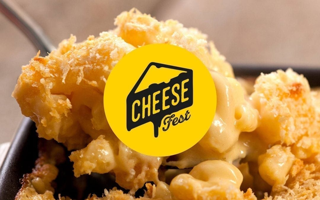 CheeseFest Edinburgh: two days for cheese lovers!