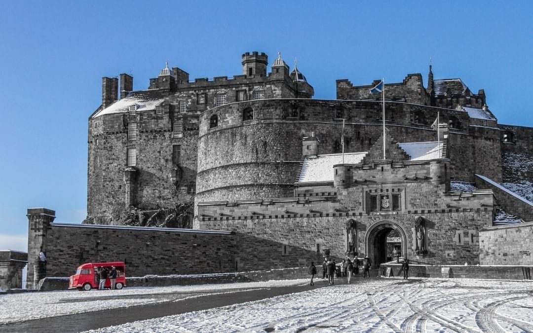 Why Winter is the Perfect Time to Visit Edinburgh in 2019