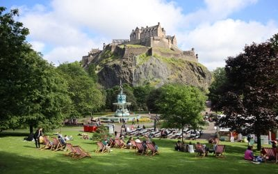 Discover Edinburgh in Pictures
